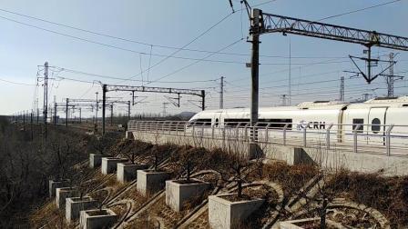 重联CRH380BG担当G1276次(哈尔滨西-武汉)出葫芦岛北站