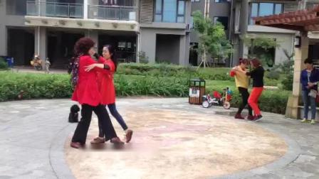 幸福花园姐妹交谊舞