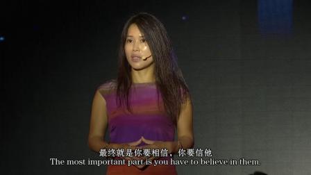 给梦想一个理由:秦君@TEDxLuqiao