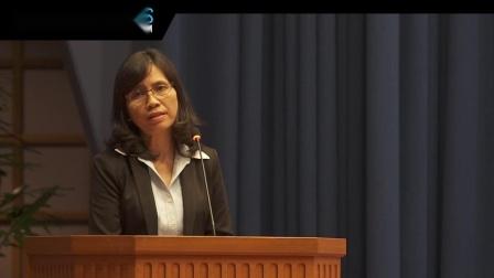 Dr. Watanaporn Ra-Ngubtook at the 9th USLS 2018