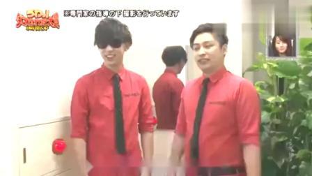 日本整人大赏:两男子被节目组恶搞,他们的反应让人意外,超搞笑