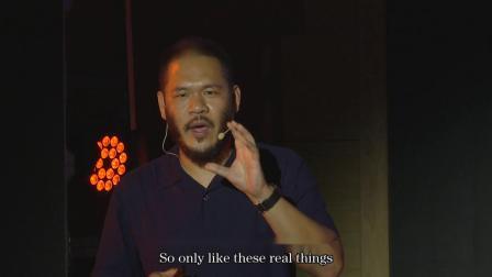 一眼一世界 一念一永远:阮玺@TEDxLuqiao