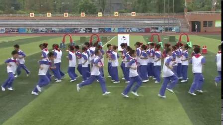 《災害自護,自救》人教版四年級體育,韓悅