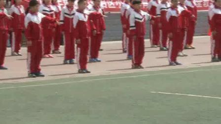 《站立式起跑》三年級體育,劉勇