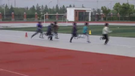 《站立式起跑》新版三年级体育,蔡木明