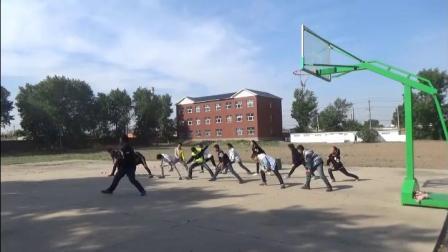 《障礙跑》科學版六年級體育,宋鵬