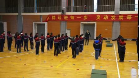 《障礙跑》科學版六年級體育,郎宇輝