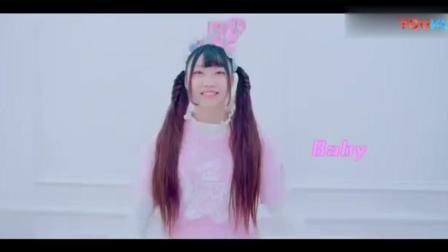 美少女组合跳《兔子舞》蹦蹦跳跳真可爱!-_高清