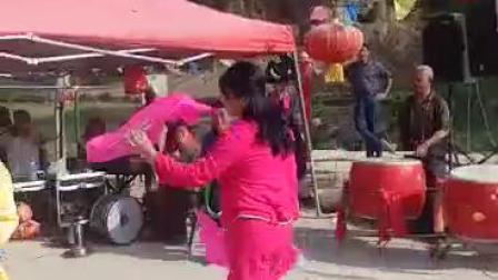 陕北绥德张增昌的二人场子