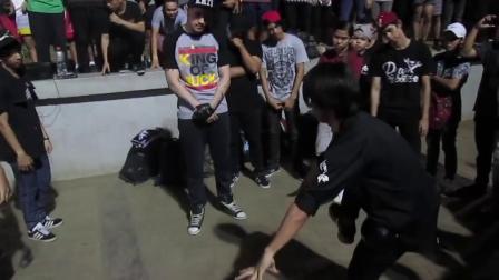 【KRUMP狂派舞】BADDGUY 1K vs Davyson Brual