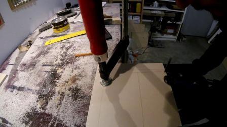 TTT statt WC, Part 4 - DIY Ausbau Thetford C200 und Bau Abluftführung