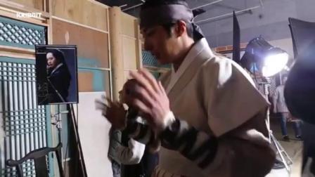 20190207 丁一宇官方IG影片 - 《獬豸》海报拍摄花絮3