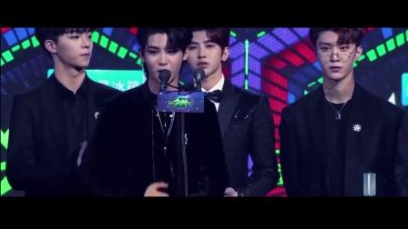 NINE PERCENT 2018年度总结精彩分享 蔡徐坤 朱正廷 范丞丞等