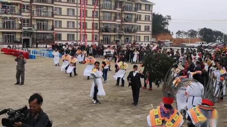 贵州省纳雍县懂地乡青山村苗族文化