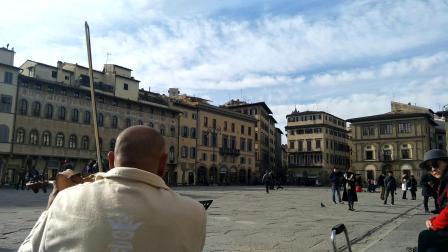 老人与罗马