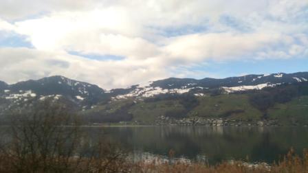 瑞士浅口小火车