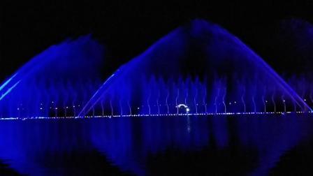 克罗地亚狂想曲音乐喷泉