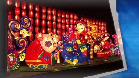 20唐芙蓉园新春灯会