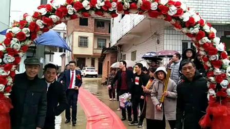 江西省抚州东乡区珀干北庄魏先生结婚相册