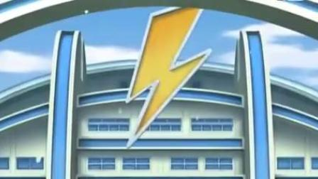 闪电十一人:天马终于进到梦寐以求的名校雷门中学,太棒了