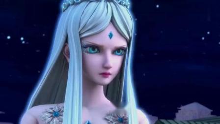 精灵梦叶罗丽:冰公主得知荒石把力量借给齐娜和菲灵!