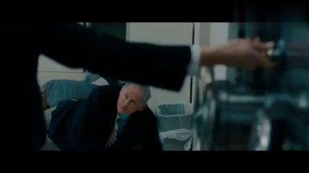 劲爆动作大片《狂盗之城》,蒙面悍匪劫银行,从容专业显然是惯