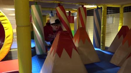 和柯南一起玩儿:儿童咖啡店 室内游乐场 宝蓝Tube BoramTube