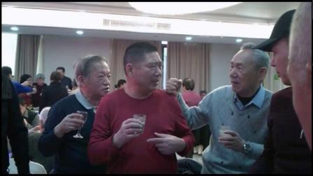 2019年山美水库老同事新春团拜会