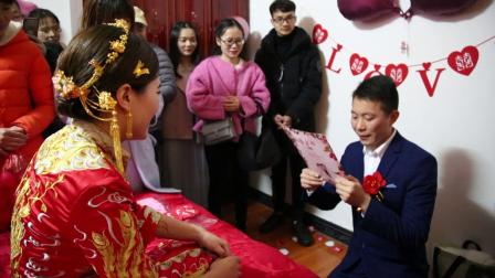 陈四旺&邓丽霞 2019.01.26 幸福花园婚礼庆典