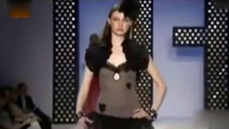法国时装秀 时装周 巴黎透明时装