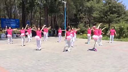 北京一心同乐协会广场舞-延边是我的家