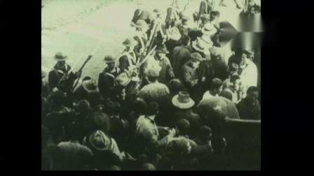 1919年五四运动真实影像