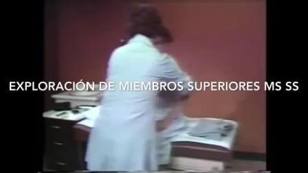 全身体格检查(西班牙)上肢及神经检查