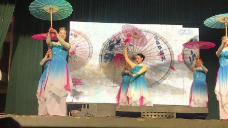 宁海阳光广场舞《江南雨》