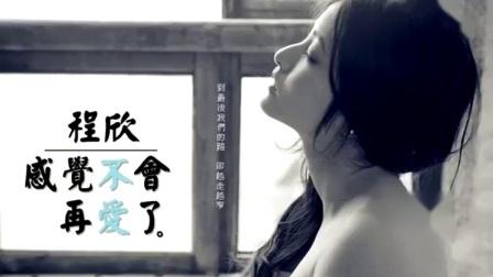 《伤感情歌》程欣-感觉不会再爱了-字幕版