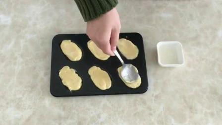 新手学烘焙 制作纸杯蛋糕 饼干的做法大全