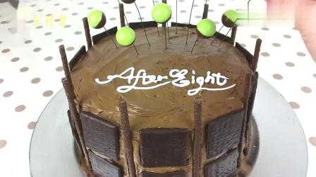 在家就可以制作的精美小蛋糕,没事干你也可以试试的!