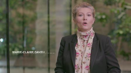开云可持续发展官玛丽-克莱尔‧达维讲述我们的可持续发展理念