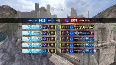 【黑色小队】Clan Competitive FaiRy vs vortex.1g