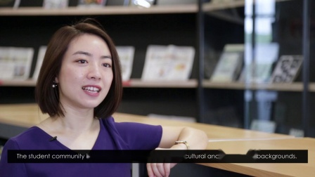 学生心得 - Luo Xue Qi - 市场营销管理和数字营销硕士