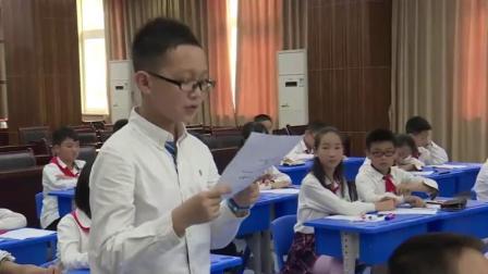 《16 橋》人教版小學語文五下課堂實錄-重慶_江北區-楊春容