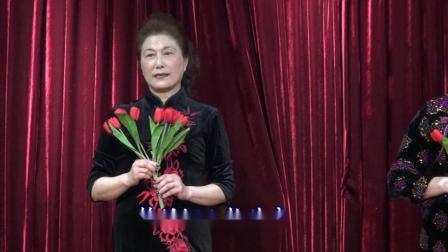 沪剧表演唱《归国》