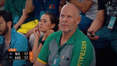 天梭绝杀时刻—新西兰女篮v澳大利亚