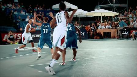 球星集锦—美国女篮球员奇妮