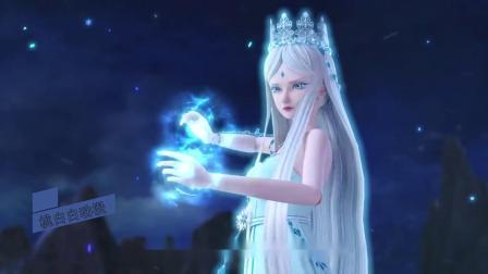 叶罗丽第7季:冰公主与人类缔结契约,竟爱上了自己的主人!