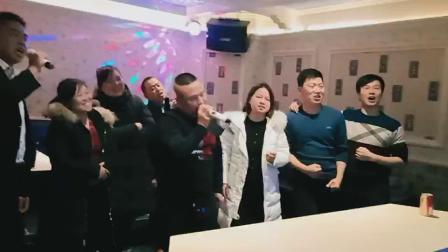 赣州沙地罗田小学20周年春节聚会