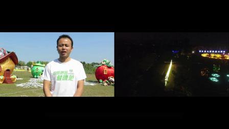 2019灯展回忆录 美舍河凤翔湿地公园春节灯展纪实视频短片