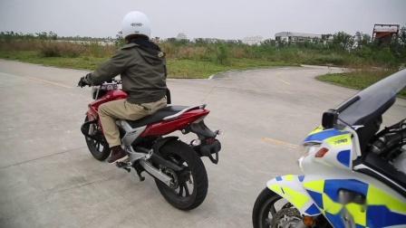 安路·中國騎警戰術駕駛培訓