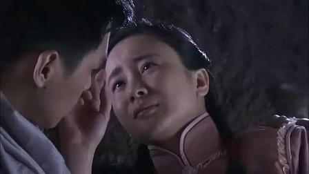 傅念文哭戏,义父和爱人分分死去,女友说下辈子还嫁给你