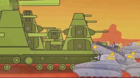 坦克世界搞笑动画-这些小喽啰就算有千万也不怕